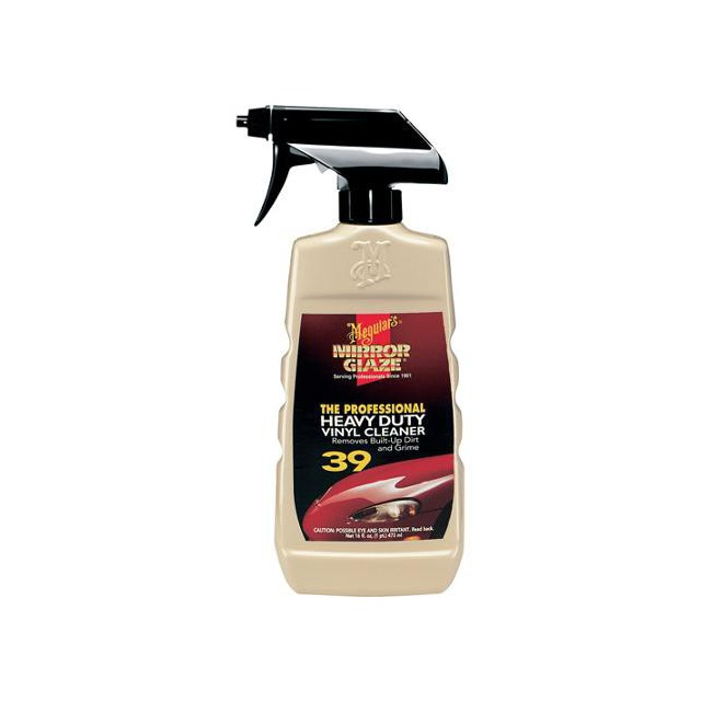 meguiar s m39 heavy duty vinyl cleaner nano detail. Black Bedroom Furniture Sets. Home Design Ideas